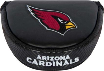 Team Effort Arizona Cardinals Mallet Putter Headcover