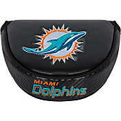Team Effort Miami Dolphins Mallet Putter Headcover