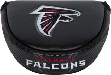 Team Effort Atlanta Falcons Mallet Putter Headcover