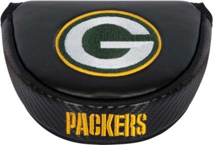Team Effort Green Bay Packers Mallet Putter Headcover