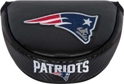 Team Effort New England Patriots Mallet Putter Headcover