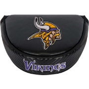 Team Effort Minnesota Vikings Mallet Putter Headcover