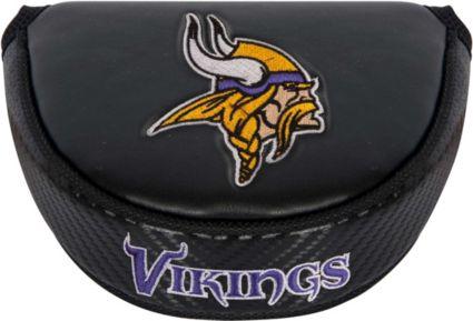 Team Effort Minnesota Vikings Mallet Putter Headcover