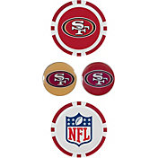Team Effort San Francisco 49ers Ball Marker Set