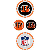 Team Effort Cincinnati Bengals Ball Marker Set