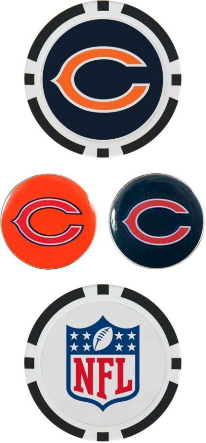 Team Effort Chicago Bears Ball Marker Set