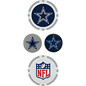 Team Effort Dallas Cowboys Ball Marker Set