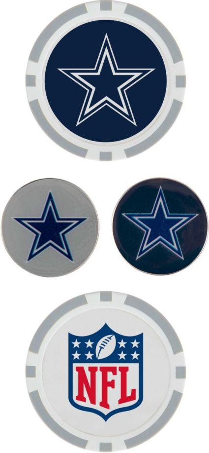 Team Effort Dallas Cowboys Ball Marker Set