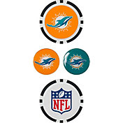 Team Effort Miami Dolphins Ball Marker Set