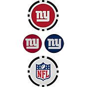 Team Effort New York Giants Ball Marker Set