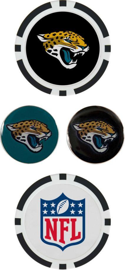 Team Effort Jacksonville Jaguars Ball Marker Set