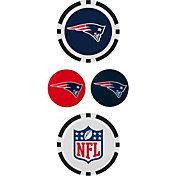 Team Effort New England Patriots Ball Marker Set