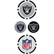 Team Effort Oakland Raiders Ball Marker Set