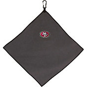 "Team Effort San Francisco 49ers 15"" x 15"" Microfiber Golf Towel"