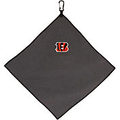 "Team Effort Cincinnati Bengals 15"" x 15"" Microfiber Golf Towel"