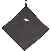"Team Effort Denver Broncos 15"" x 15"" Microfiber Golf Towel"