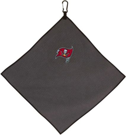 "Team Effort Tampa Bay Buccaneers 15"" x 15"" Microfiber Golf Towel"