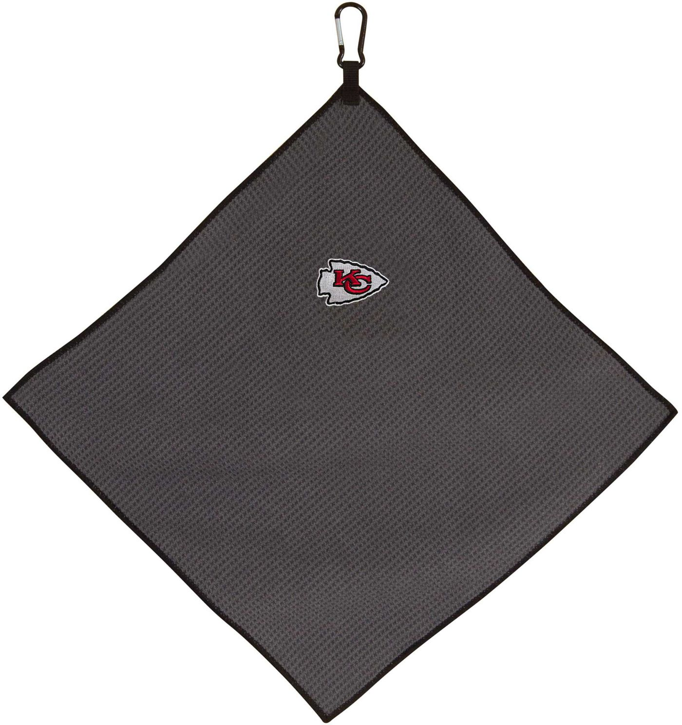 "Team Effort Kansas City Chiefs 15"" x 15"" Microfiber Golf Towel"