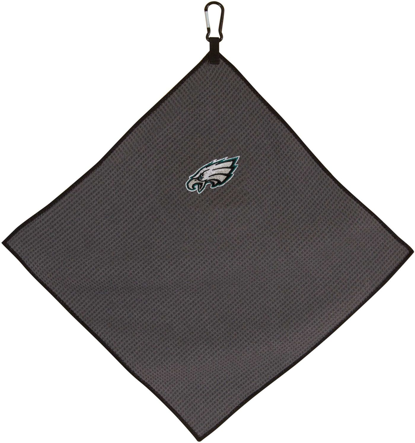 "Team Effort Philadelphia Eagles 15"" x 15"" Microfiber Golf Towel"