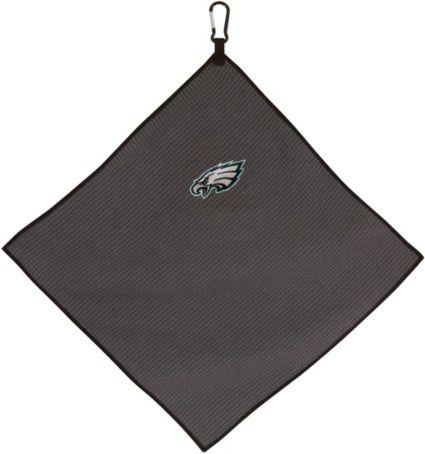"Team Effort Philadelphia Eagles 15"" x 15"" Microfiber Golf Towel"
