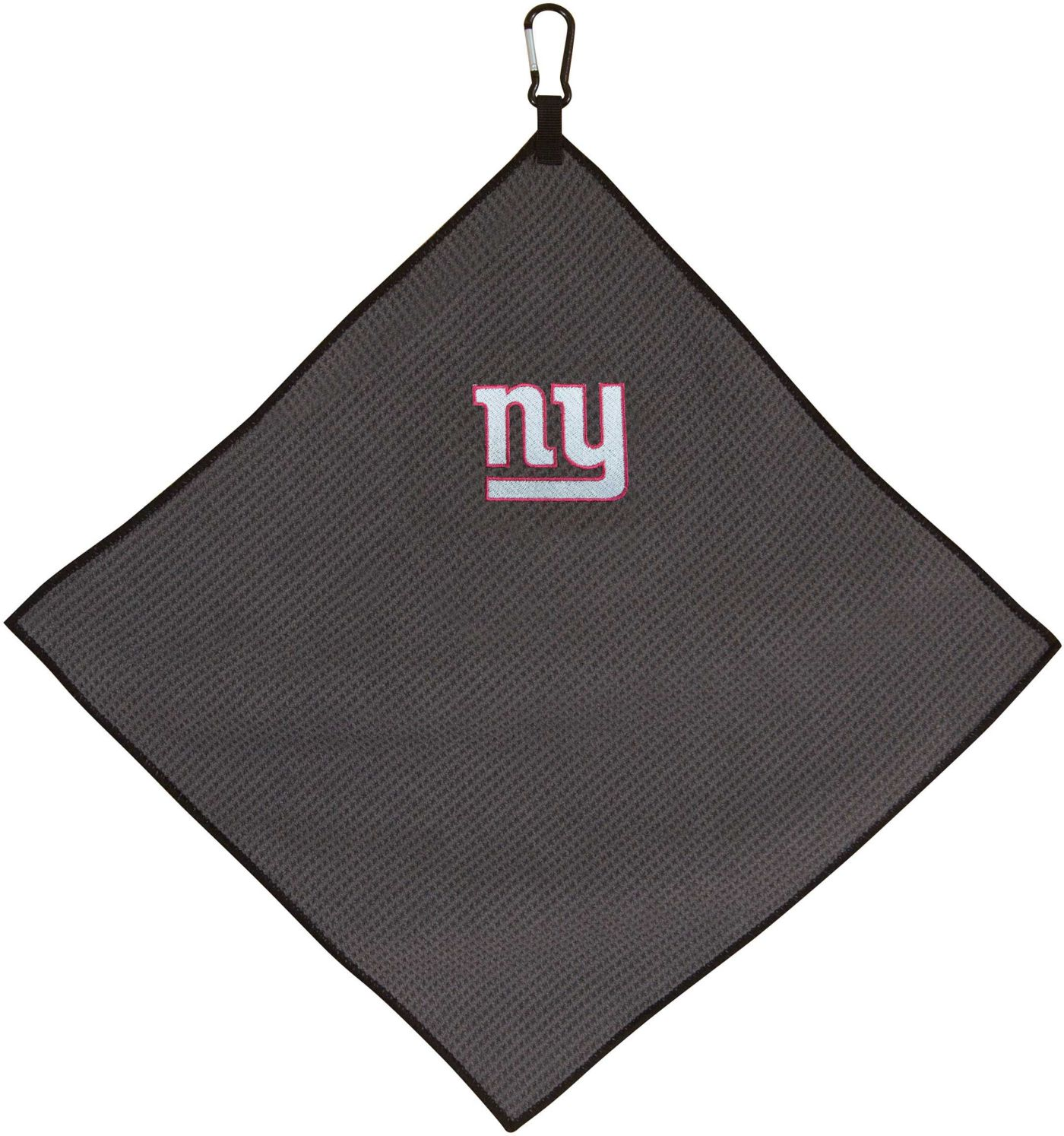 "Team Effort New York Giants 15"" x 15"" Microfiber Golf Towel"