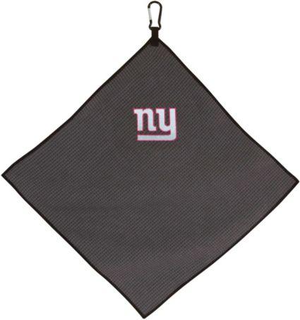 "Team Effort New York Giants 15"" x 15"" Microfiber Golf Towel"