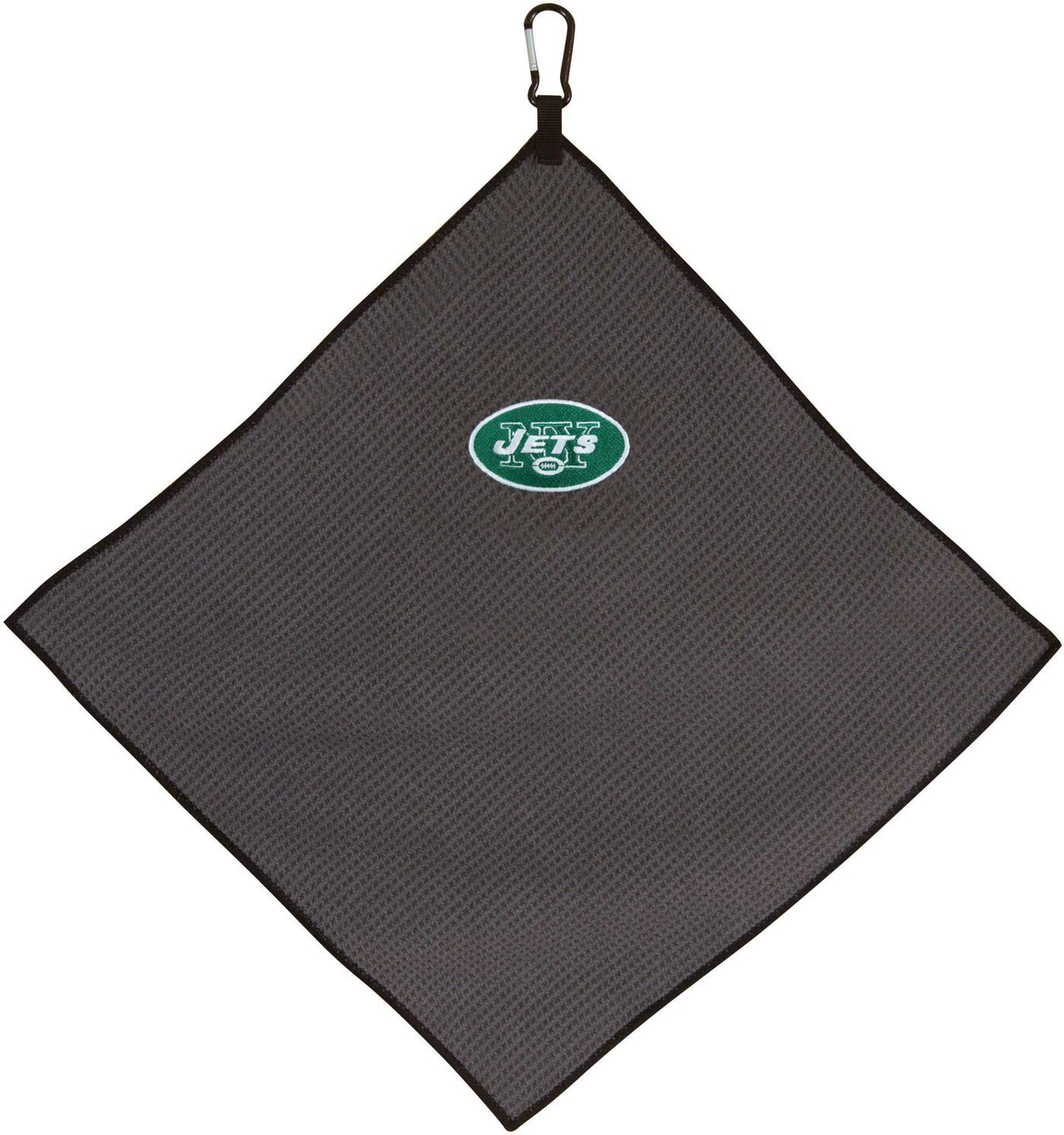 "Team Effort New York Jets 15"" x 15"" Microfiber Golf Towel"