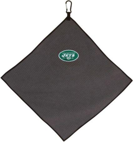 "Team Effort New York Jets 15"" x 15"" Microfiber Golf Towel"