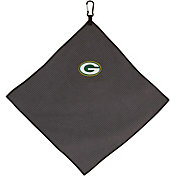"Team Effort Green Bay Packers 15"" x 15"" Microfiber Golf Towel"
