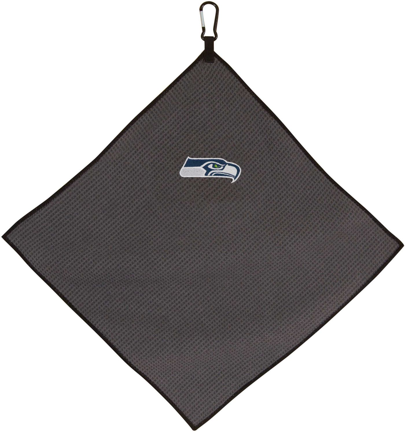 "Team Effort Seattle Seahawks 15"" x 15"" Microfiber Golf Towel"
