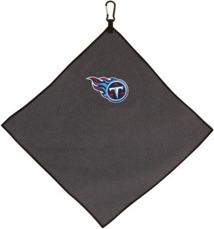 "Team Effort Tennessee Titans 15"" x 15"" Microfiber Golf Towel"