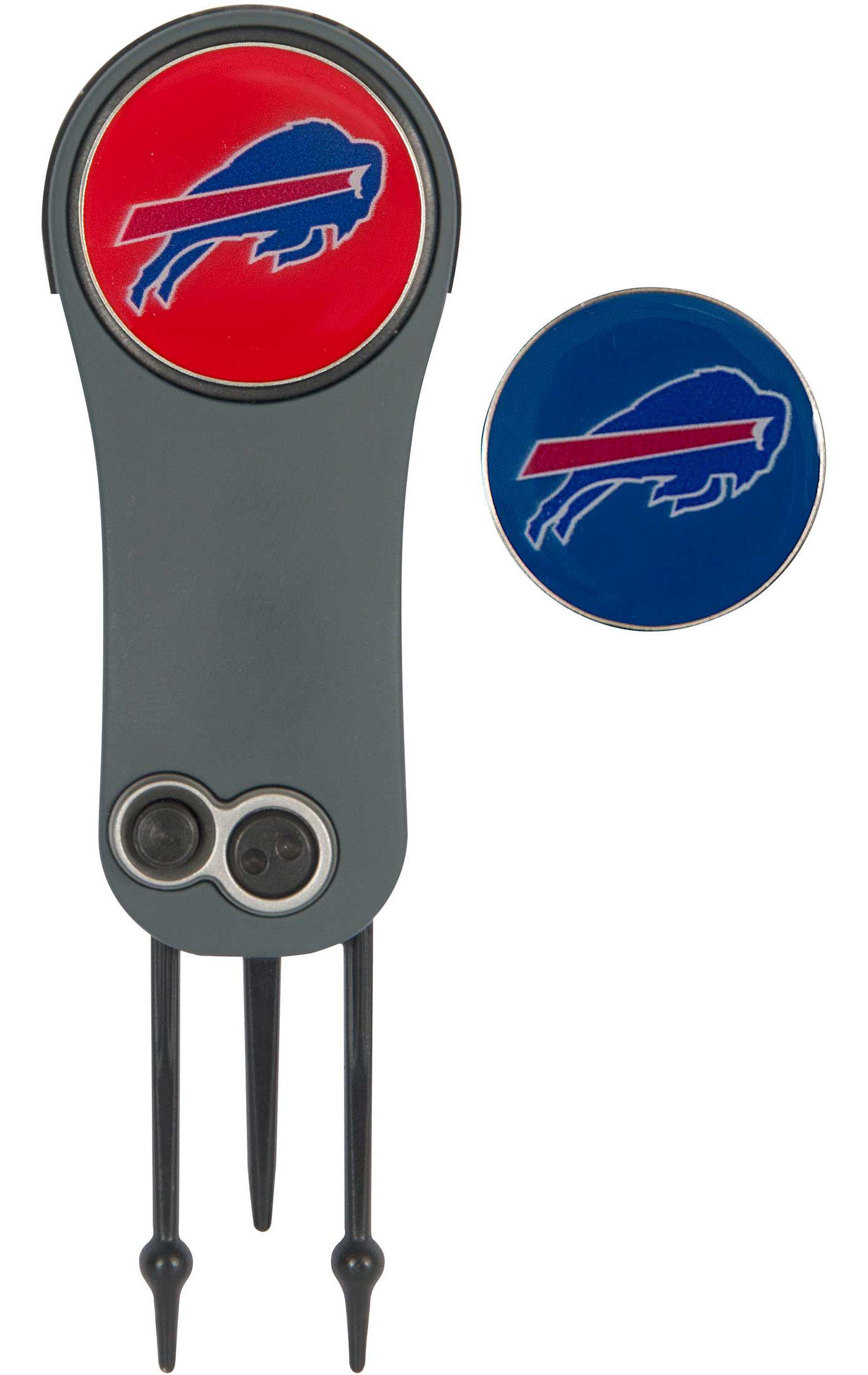Team Effort Buffalo Bills Switchblade Divot Tool and Ball Marker Set