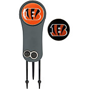 Team Effort Cincinnati Bengals Switchblade Divot Tool and Ball Marker Set