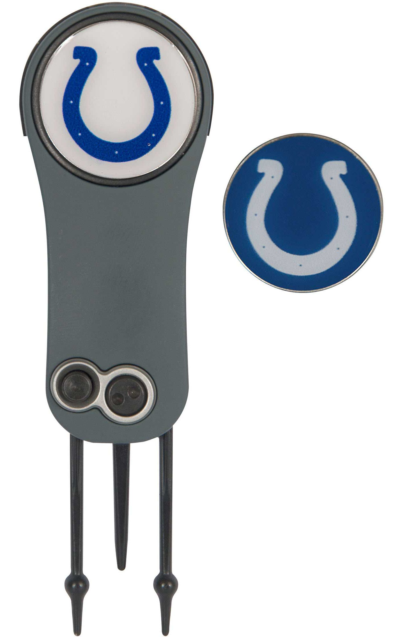 Team Effort Indianapolis Colts Switchblade Divot Tool and Ball Marker Set