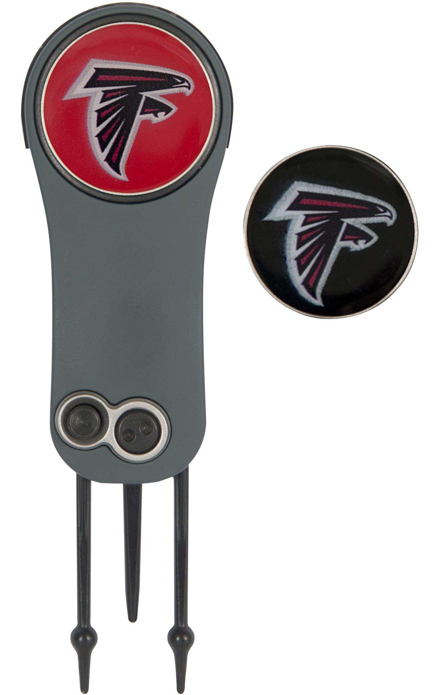 Team Effort Atlanta Falcons Switchblade Divot Tool and Ball Marker Set