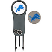 Team Effort Detroit Lions Switchblade Divot Tool and Ball Marker Set