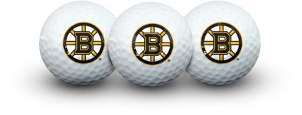 Team Effort Boston Bruins Golf Balls - 3 Pack