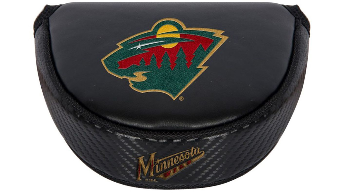 Team Effort Minnesota Wild Mallet Putter Headcover