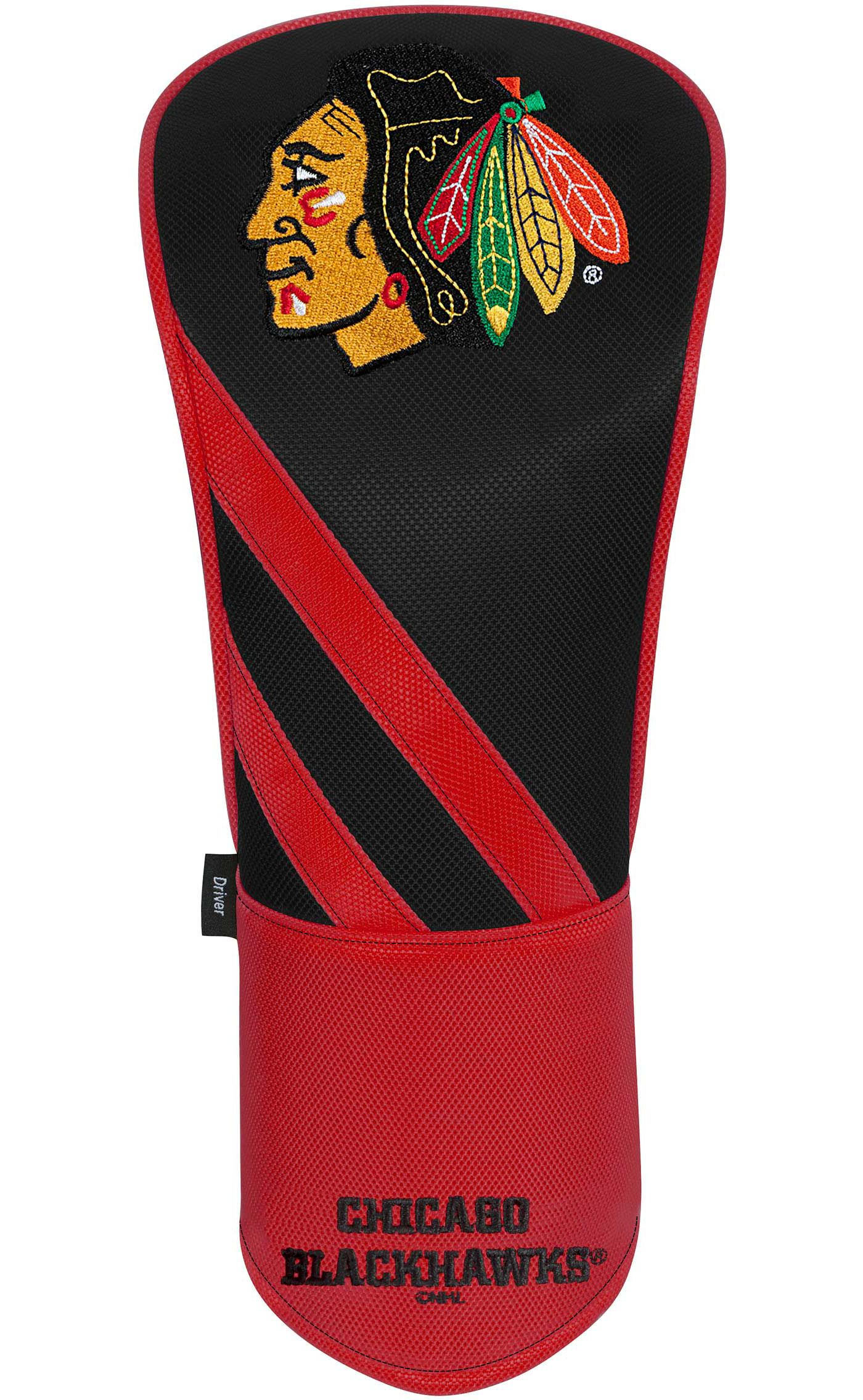 Team Effort Chicago Blackhawks Driver Headcover