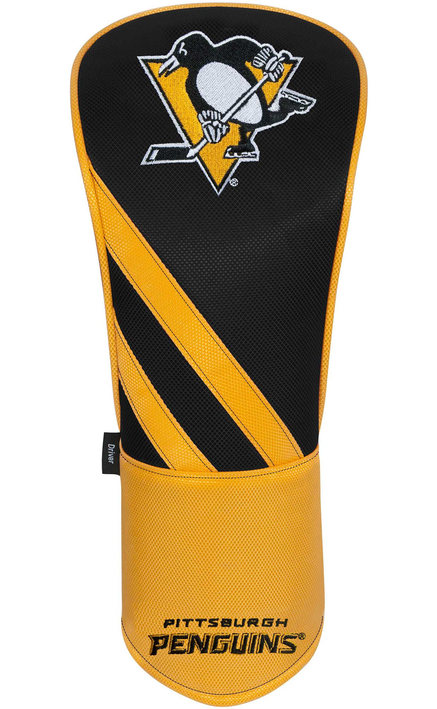 Team Effort Pittsburgh Penguins Driver Headcover