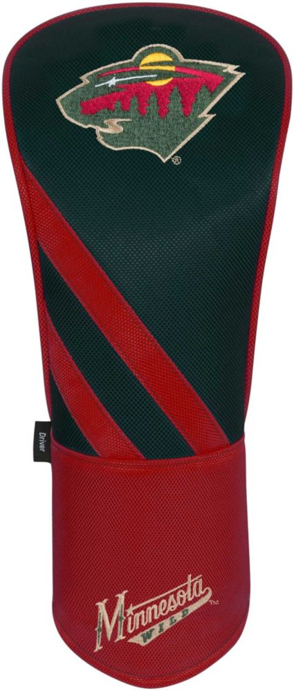 Team Effort Minnesota Wild Driver Headcover