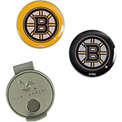 Team Effort Boston Bruins Hat Clip and Ball Markers Set