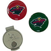 Team Effort Minnesota Wild Hat Clip and Ball Markers Set