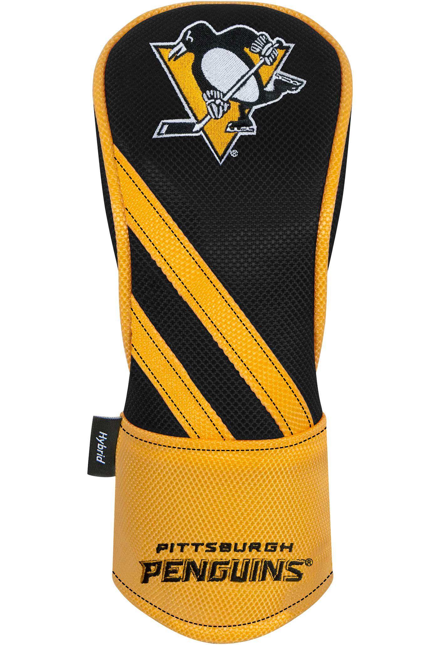 Team Effort Pittsburgh Penguins Hybrid Headcover