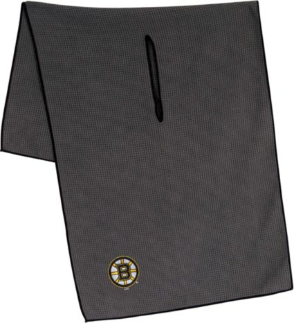 "Team Effort Boston Bruins 19"" x 41"" Microfiber Golf Towel"