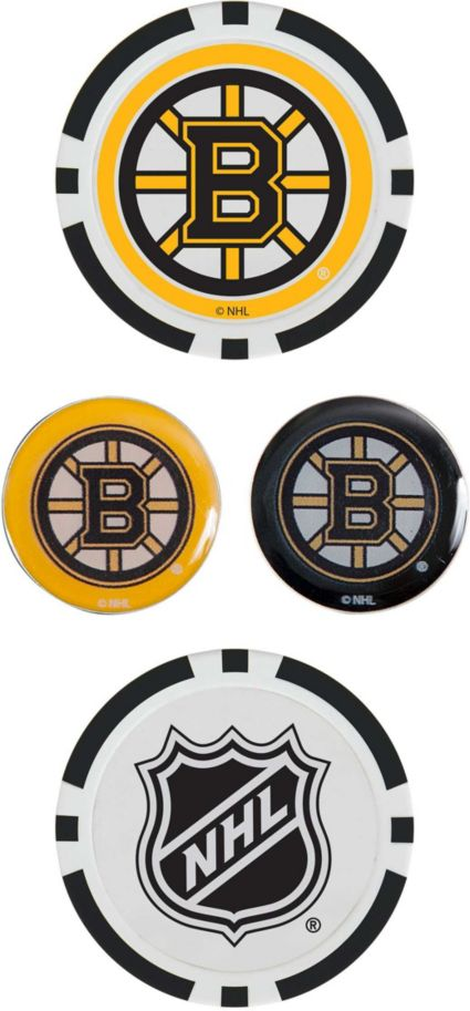 Team Effort Boston Bruins Ball Marker Set
