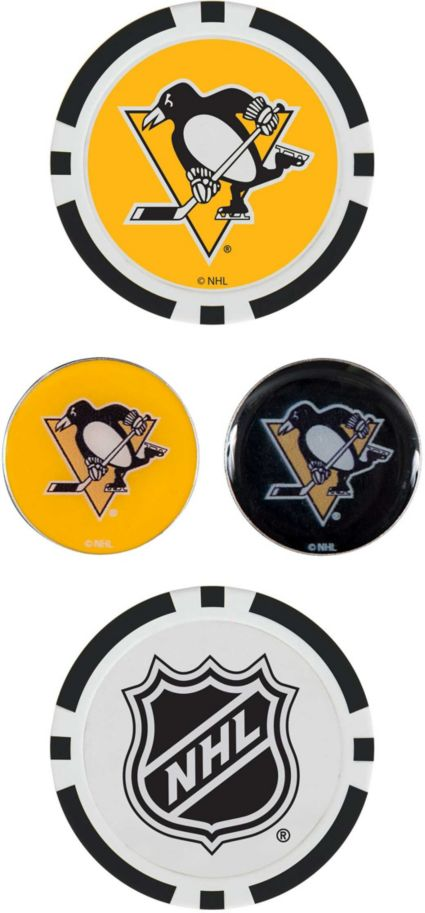 Team Effort Pittsburgh Penguins Ball Marker Set