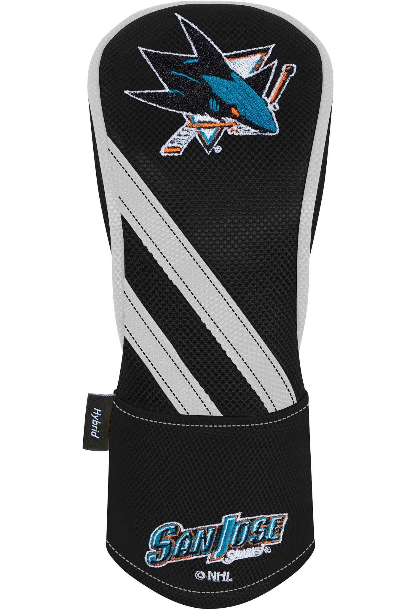 Team Effort San Jose Sharks Hybrid Headcover