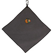"Team Effort Chicago Blackhawks 15"" x 15"" Microfiber Golf Towel"
