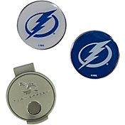 Team Effort Tampa Bay Lightning Hat Clip and Ball Markers Set